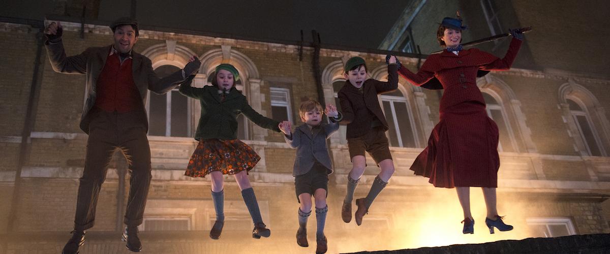 รีวิวเรื่อง Mary Poppins Returns